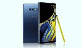 Galaxy Note 9, Samsung Galaxy Note 9, Galaxy Note 9 baterai