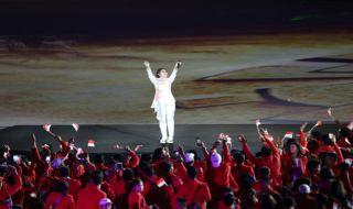 Via Vallen Sukses Buat Presiden Jokowi Bergoyang