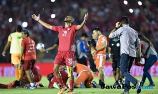 Panama sukses lolos ke Piala Dunia 2018.
