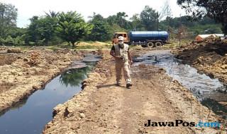 Sumur Minyak Meledak di Aceh