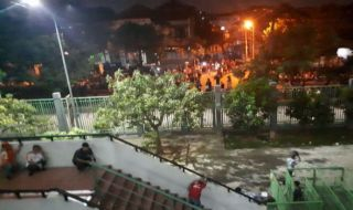 Liga 1 2018, Persija Jakarta, Stadion Patriot, The Jakmania