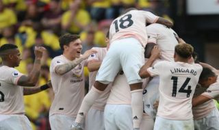 Premier League 2018-2019, Liga Inggris, Maanchester United, Watford