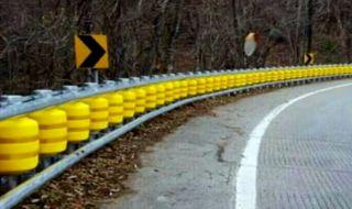 Pembatas Jalan Canggih dari Korsel