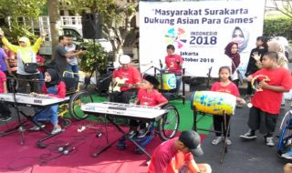 YPAC Musik Percussion