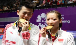 Jepang Terbuka 2018, Zheng Siwei/Huang Yaqiong, Tiongkok, bulu tangkis