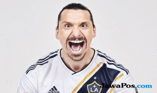 Zlatan Ibrahimovic, LA Galaxy, MLS, Manchester United,