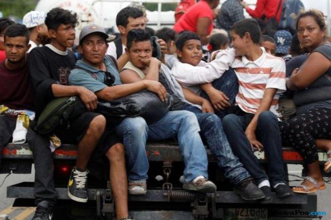 migran honduras, honduras, trump, as,