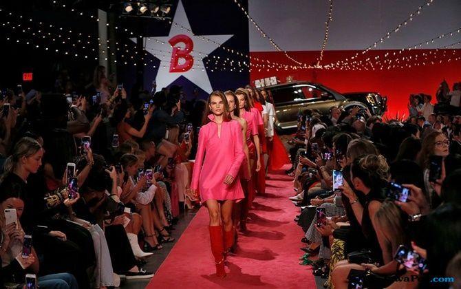 new york fashion week, nyfw 2018, panggung unik di nyfw 2018,