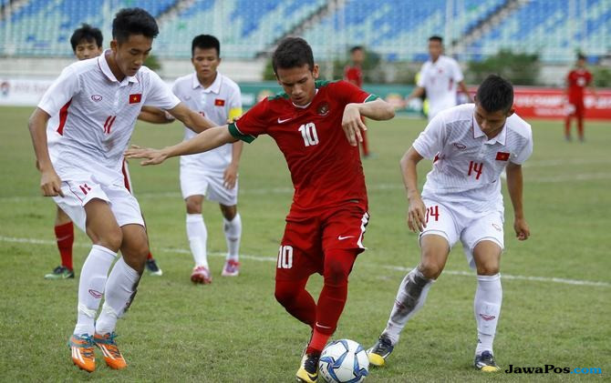 Egy Maulana jadi top skorer di Piala AFF U-19 2017