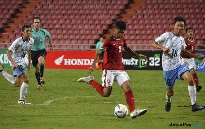 Sutan Zico jadi pemuncak perolehan gol di Pra-Piala Asia U-16