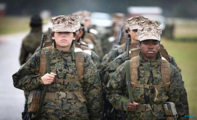 267 Foto Bugil Tentara Cantik AS Tersebar