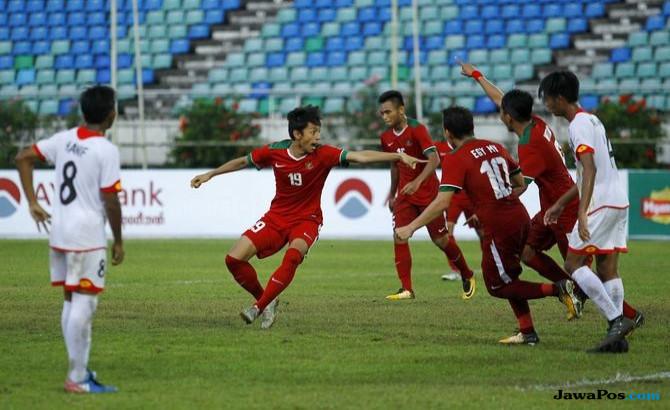 Ada Perubahan, Ini Jadwal Semifinal Indonesia U-19 vs Thailand