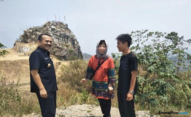 Akademisi Jepang Kaget Indonesia Punya Stone Garden