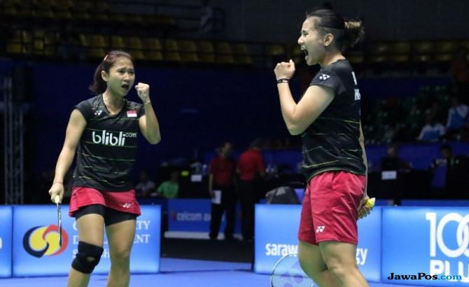 Anggia Shitta Awanda/Ni Ketut Mahadewi Istarani, Thailand Masters 2018