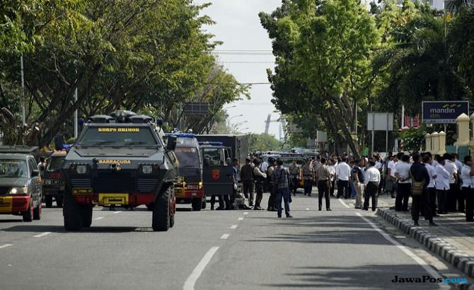 Atasi Terorisme, Istana Akan Aktifkan Lagi Koopsusgab TNI