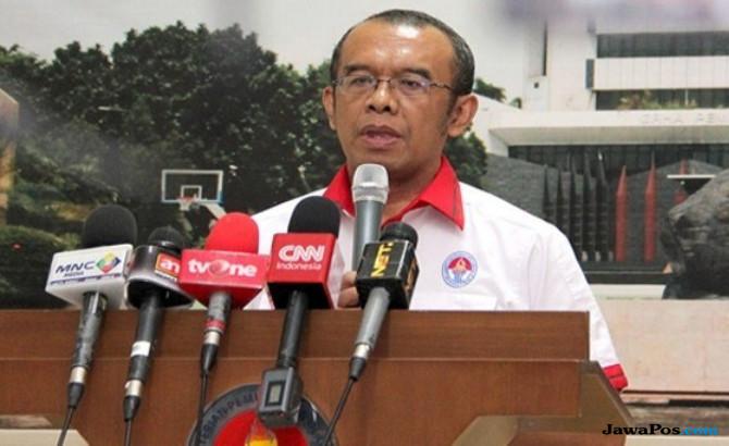 Atlet Indonesia Jangan Mau Terprovokasi Insiden Bendera Terbalik