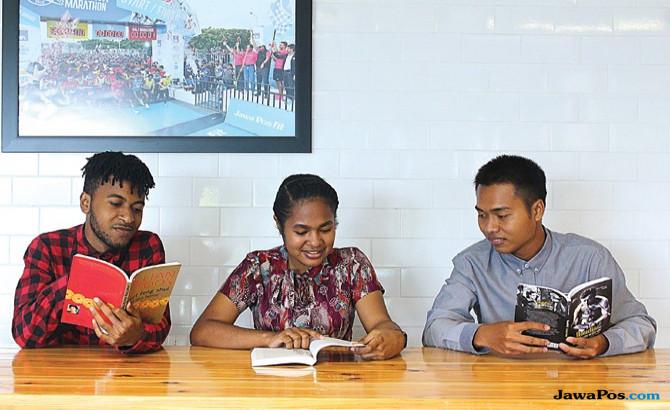 Bai Ai Lian Ingin Jadi Dokter, Wang Xiao Hu Siap Bangun Papua