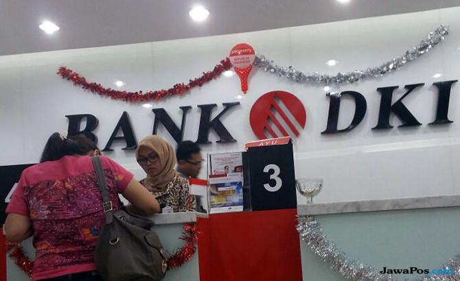 Bank DKI Gaet  The 1st Trendsetter e-Money Award Lewat Inovasi Digital