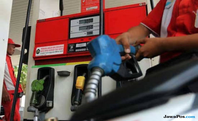 BBM Kemasan Pertamina Jadi Primadona Mudik Lebaran 2018