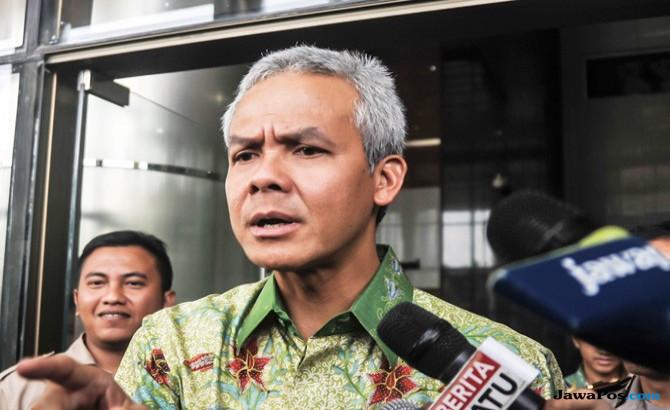 Berdalih Temui Jokowi, Ganjar Marah Dibilang Mangkir di Persidangan