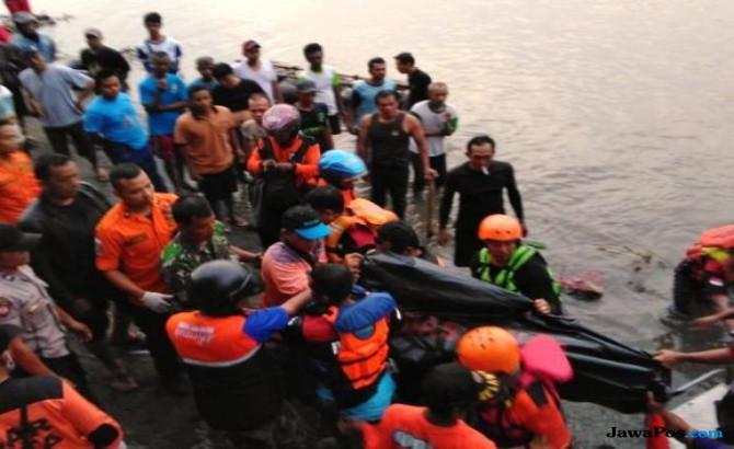 Evakuasi Bocah Tenggelam