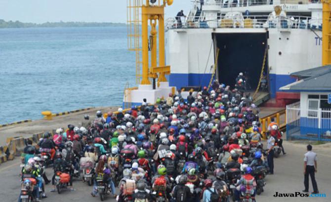 Bos ASDP Ferry Indonesia: Ini Penyebab Arus Mudik di Merak Lancar