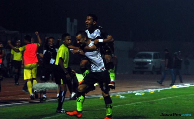 PSIS Semarang 0-2 PS Tira, Hasil PSIS vs PS Tira, PSIS Semarang, PS Tira, Liga 1 2018, Aleksandar Rakic
