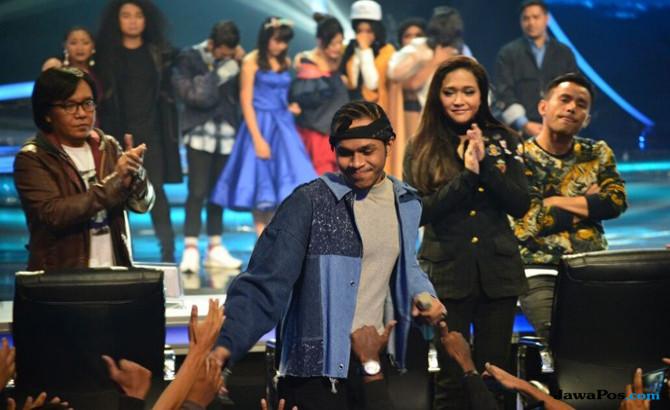 Kevin kontestan 'Indonesian Idol 2018'