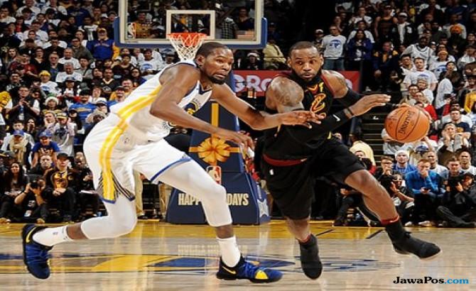 Cleveland Cavaliers, Golden State Warriors, LeBron James