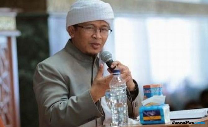Ceramah di Istiqlal, Aa Gym Tekankan Kejujuran