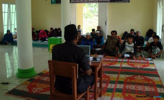 Pendakwah sebarkan Islam di Mentawai