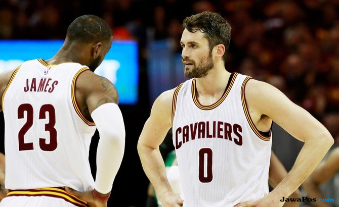 Cleveland Cavaliers Tak Berencana Lepas Kevin Love