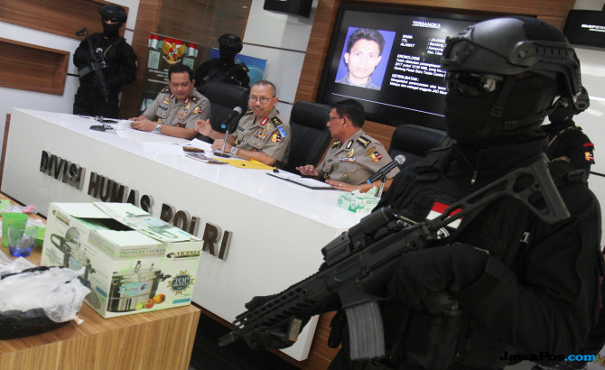 Remisi Napi Kasus Teroris