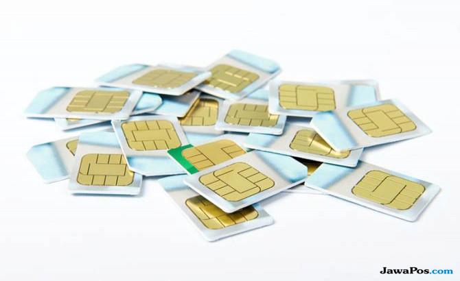 Data Registrasi Kartu SIM Dikabarkan Bocor, Begini Penjelasan Kominfo