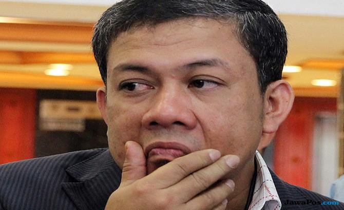 Wakil Ketua DPR Fraksi PKS Fahri Hamzah