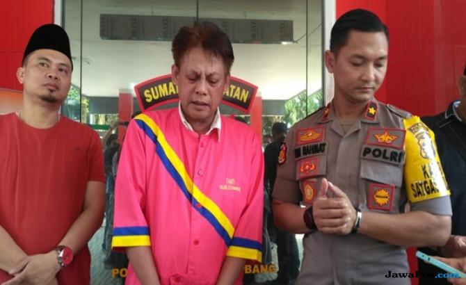 Demi Untung Besar, Penjual Pempek Alih Profesi Jual Narkoba