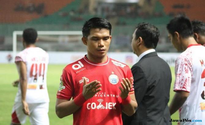 Sandi Sute, Persija Jakarta, Barito Putera, Liga 1 2018,