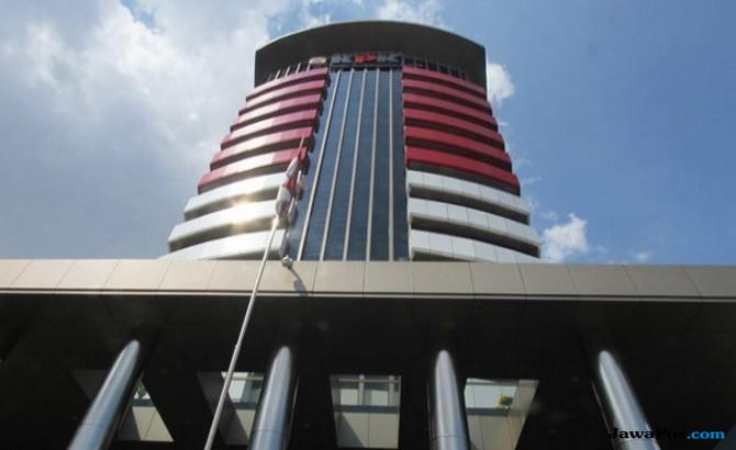 Gedung KPK Merah-Putih