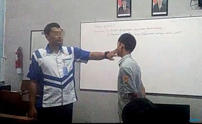 Ditetapkan Jadi Tersangka, Ini Motif Guru Penampar Siswa di Purwokerto