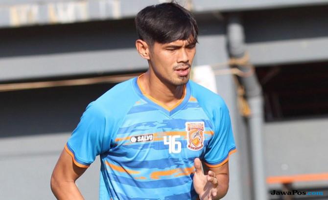 Eks Defender Sriwijaya Cepat Adaptasi Bersama Borneo FC