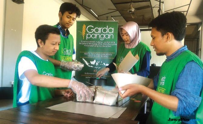 Garda Pangan dan Upaya Menyelamatkan Kelebihan Makanan yang Terancam Mubazir