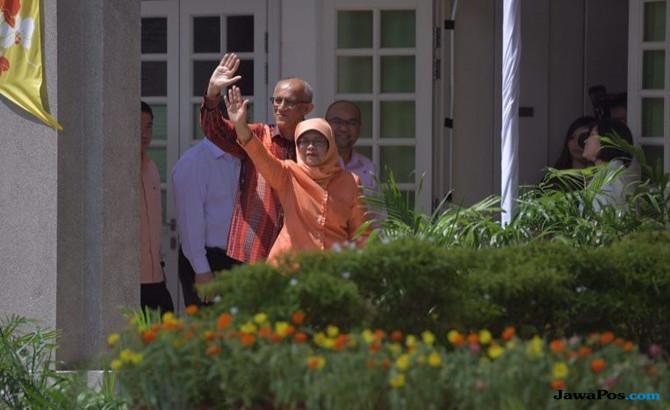 Halimah Jacob, Presiden Perempuan Pertama Singapura Dilantik Besok