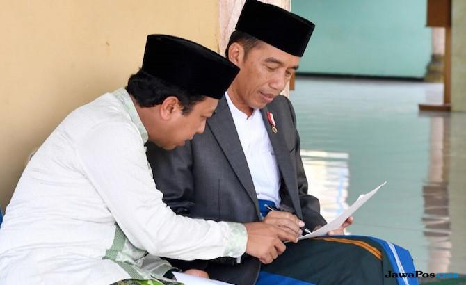Jokowi dan Rommy