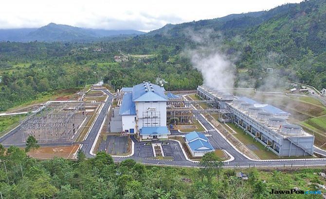 Indonesia Akan Jadi Penghasil Panas Bumi Terbesar Kedua di Dunia