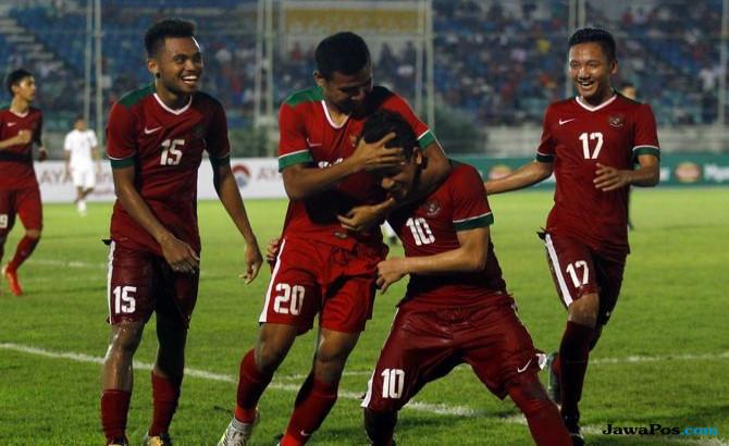Timnas U-19 Indonesia, Piala Asia U-19 2018
