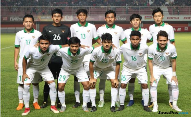 Piala AFF U-19 2018, Timnas U-19 Indonesia, Egy Maulana Vikri, Jadwal Pertandingan