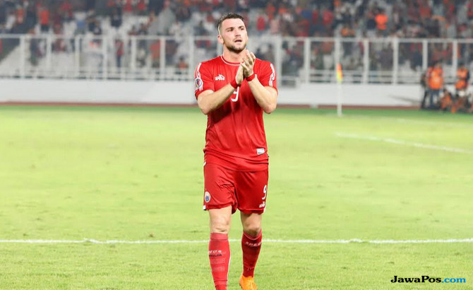 Liga 1 2018, Persija Jakarta, Marko Simic, Piala Dunia 2018, Timnas Kroasia