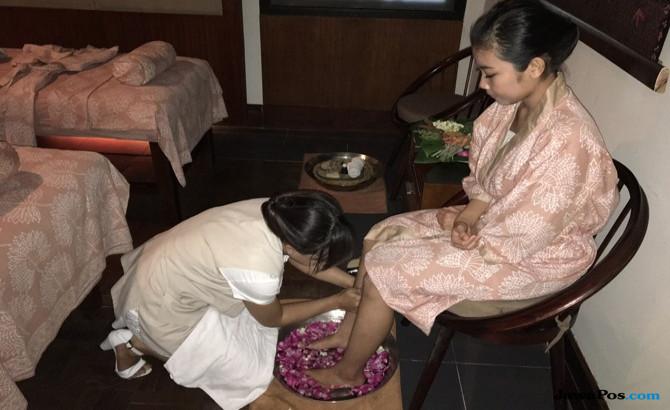 Jaga Kesehatan dan Hilangkan Bau Keringat dengan Spa Batimung
