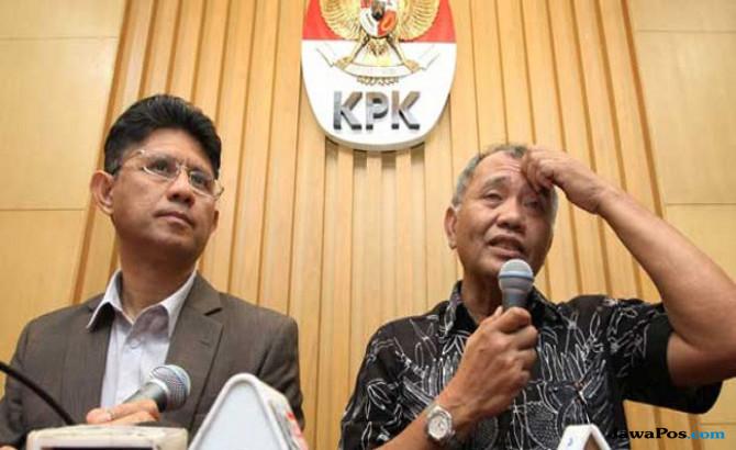 Jawaban Nyelekit Ketua KPK ke Komisi III, Kenapa Pilih Saya?