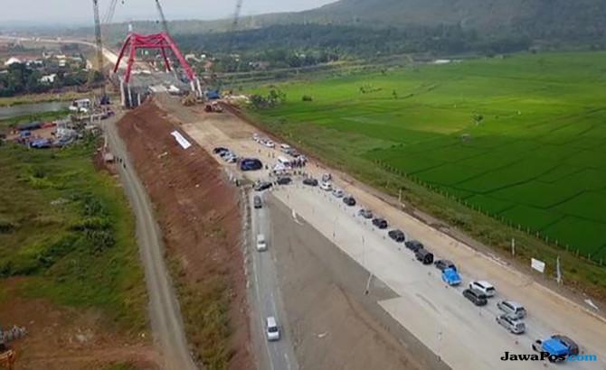 Jembatan Kali Kuto Dibuka Fungsional